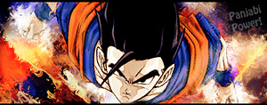 Mystic Gohan sig by KingS1ngh