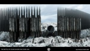 Cegar Trench Section by UEGProductions