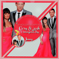 Photopacks Cory And Leah Png's by JenniferBomerGrey