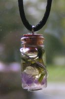 Magic Charm - Water Element by Izile