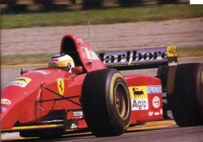 Giancarlo Fisichella (Italy Test 1995) by F1-history