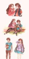 mystery twins by ThePyf