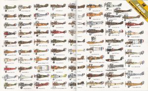 WW1 Fighters mega huge file XD by DingoPatagonico