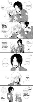 Something you should say to me! by shinya-maya