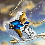 Tintin-the exciting great adventures by SAcommeSASSY