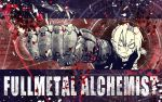FullMetal Alchemist WP by Hallucination-Walker
