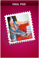 Mac Mail Denise Milani by iPhone-Look