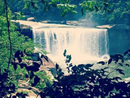 Cumberland Falls by DonLeo85