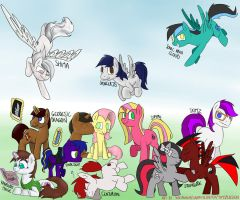 Another Plethora of Paid-For Ponies by timsplosion