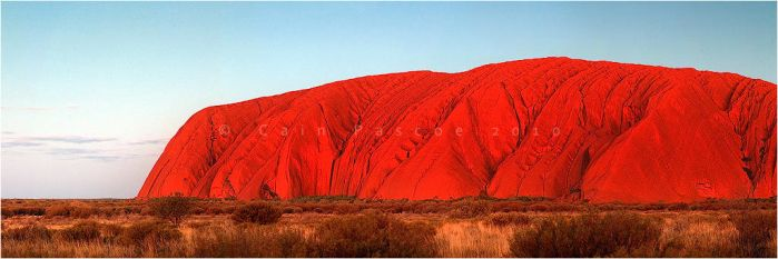Big Red by CainPascoe