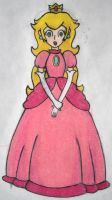 Princess Peach by TheMarioSisters