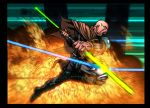 Jedi Master by NicChapuis