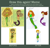 Before and After Meme: 1, 2, 3. by Wun23
