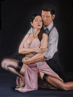The Love of Tango by petebud