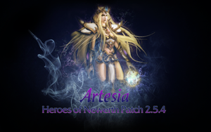 Heroes of Newerth 2.5.4 Patch by Moonymage