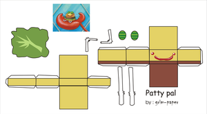 patty pal pattern by Grim-paper