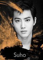Suho edit by The-Rmickey