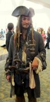 Otakon 2011: Captain Jack by DoctorTonyStarkWho