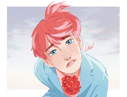 Young Forever - Tae by Uxia15