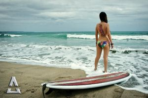 Surfer Girl by arya-dwipangga