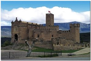 The Javier Castle by kiebitz