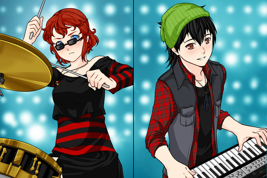 Band by FlerpyPooves
