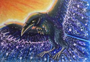 ACEO: Bring The Night by DanielleMWilliams