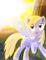 Derpy Hooves by Daedric-Pony