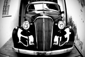 1937 Chevy by oO-Rein-Oo