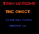 TRON Uprising - The Ghost by KleeAStrange