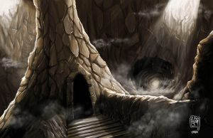 The Cave by cesarvs