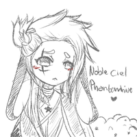 Free art - noblecielphantomhive by lady-zaphir