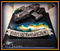 Firefly Cake by gertygetsgangster