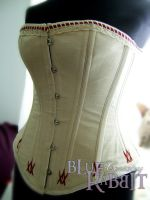 Temperance Corset front by Limlint