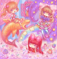 Pamyu Revolution by miss-octopie