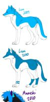 From Luna to Eden by SniperJessi