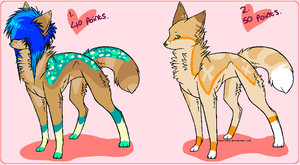 . Double Scene Adopts -1Open . by HyperMuttAdoption
