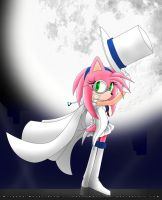 Kaitou Moonlight ROSE by TheSnowDrifter