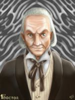 1st Doctor by KruzdelZur