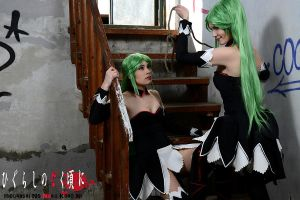 Dead end: The hanging by Rinaca-Cosplay