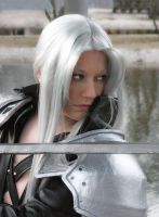 Sephiroth- Show me your rage by GuiltyOne