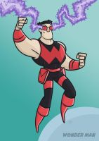 Wonder Man by tyrannus