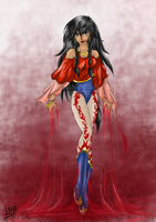 Carmen, the Blood Master by Mirian
