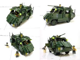 Small to Big War Vehicle (3.1) by SOS101