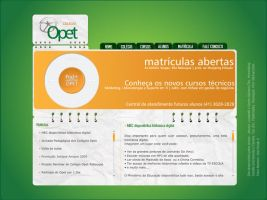 Layout Site Opet by caroltod