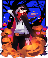MM MEME : HALLOWEEN 2012 by Jeneko