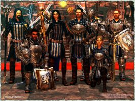 Dragon Age II: Greys of Ferelden by Berserker79