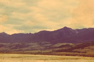 Vintage Montana by DontFreakNow