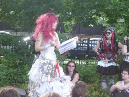 Emilie Autumn Reading by XsessigirlX