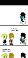 Death Note Comic: Misa-misa by Lauraloveslily